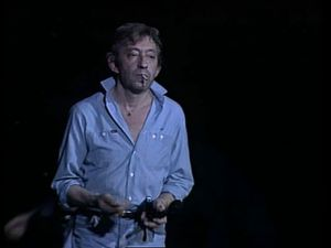 "Serge Gainsbourg ""You're Under Arrest"""
