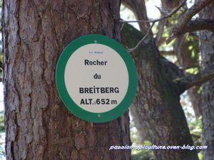 Rocher de Breitberg