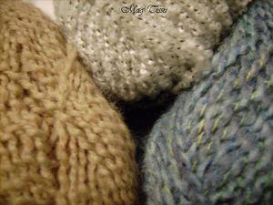 Galets de laine