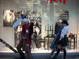 Cosplay Devil May Cry 3