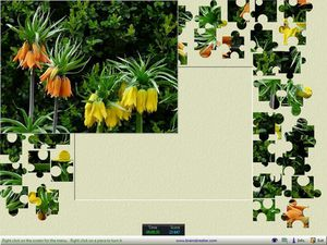 Puzzle-Fritilaires