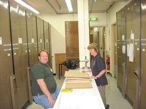 Canberra-october 2006-Jo & Tim