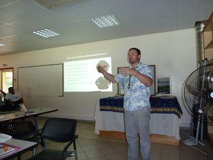 Tahiti-Symposium Paleo-Neo Ecology -29 nov-01 dec 2011-Nick