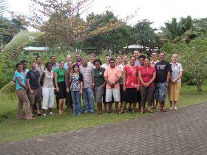 Fiji 2009 team ISLA (JA)