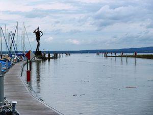 082-Embouchure du vieux Rhin dans le Lac