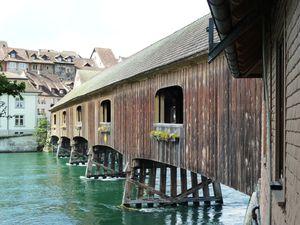 106-Pont couvert en bois de Diessenhofen