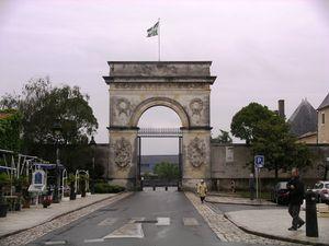 108-Ecole nationale de la Gendarmerie à Rochefort
