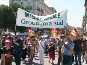 Manif 24 juin Montpellier Photo NPA Hérault