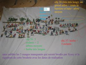 toile fin aout