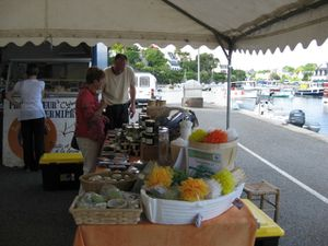 028 Stand Algues et Fromages M