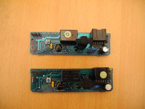 2 cartes récepteurs TRW MS 3218-F, renault twingo 1997