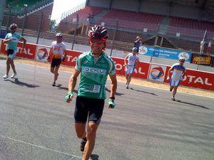 André raconte sa passion vélo