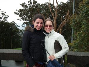 2013.10.13 - Dandenong's view point with Alex and -copie-3