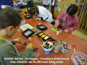 Peinture-Collage-Automne-Paperolles-Quilling-Atelier de Flo18