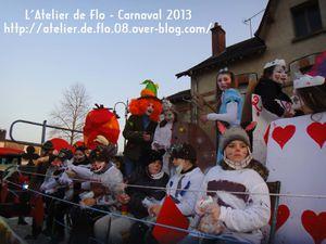 Carnaval Donchery 2013 Alice aux pays des Merveilles Flo Megardon12