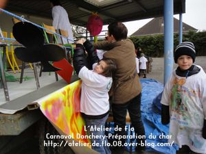 Carnaval Donchery Atelier de Flo Megardon10