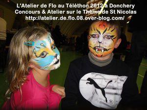 Téléthon-Donchery-Concours Peinture-St Nicolas-A-telier de Flo9