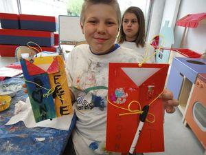 Artiste Peintre Ardenes Flo Atelier Fête des Pères 11
