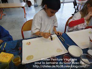 Peinture Végétale-Semaine du Goût-Atelier de Flo-Sedan15