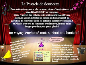 Pestacle Souricette