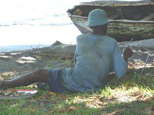 pêche huitres