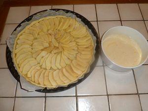 tarte aux pommes1