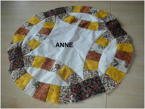 nappe ANNE