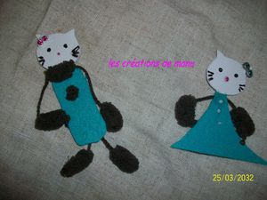 hello kitty broches