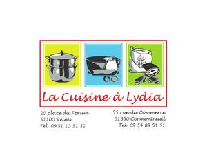 Logo La cuisine  Lydia