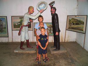 Stanley-Livingston& Jan, Jonas & Frederic
