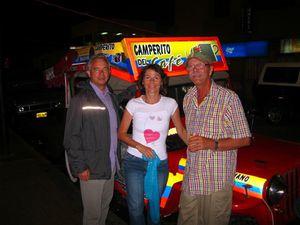 Gäste Paraguay