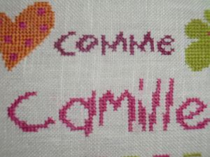 C...comme Camille (2)