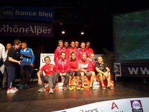 Champion de France vétér an