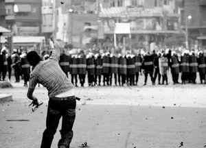 Révolution en Egypte 2