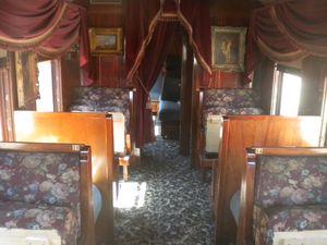 DURANGO wagon présidentiel 092
