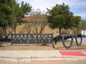 LUBBOCK Musée Buddy Holly TX 027