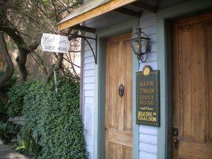 Natchez maison Mark Twain 114