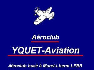 logo YQUET Aviation 3