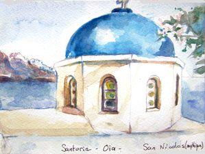 OIA Dome église San Nicola