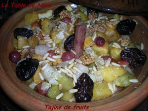 Tajine aux fruits 2