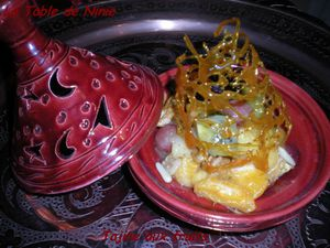 Tajine aux fruits 4