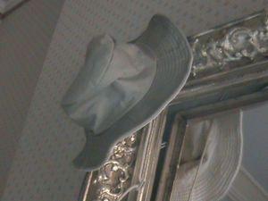 Le chapeau de Litteratus