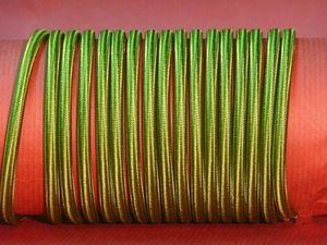 cable electrique tissu vert le blog de dugay restauration de meubles et d 39 objets d 39 art 01 40. Black Bedroom Furniture Sets. Home Design Ideas