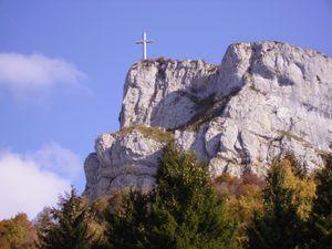 Randonnée Croix du Nivolet 02