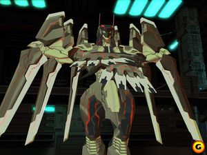zone of the enders 10