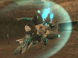 zone of the enders 4