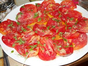 salade coeur de boeuf Présentation [500]