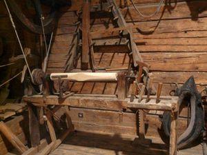 Tour à bois ou tarière 2