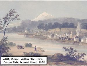 Oregon City 1848