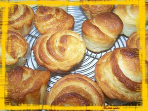 brioches roulees 1